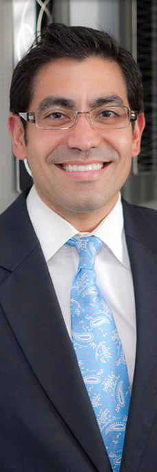 Headshot of Dr. Javier Ortiz