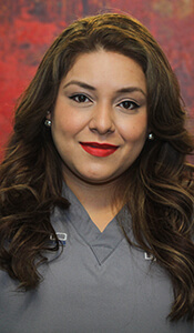 Lead Registered Dental Assistant, Liliana